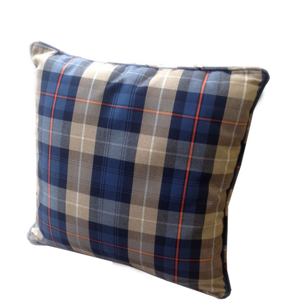 Tartan Cushion - add Splash of Colours and Comfort in you Room-3
