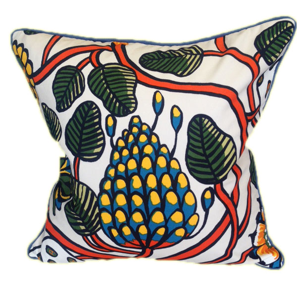 Hand Painted Cushion - Unique Addition to Any Room Of Your House1