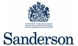 Sanderson-Logotip