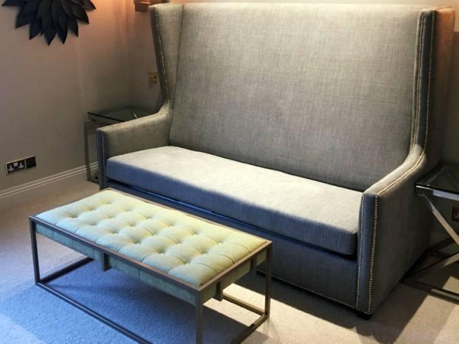 London Cushion Company - Bespoke Furniture Service