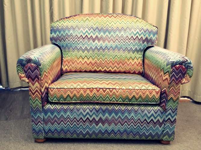 London Cushion Company - Reupholstery Service
