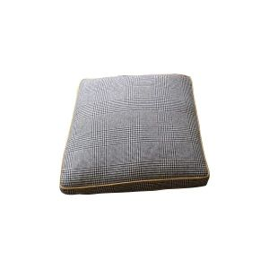 Box Cushion - Handmade in the UK from Pure Wool with a Cotton Inner 2019