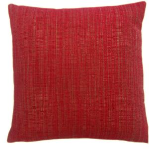 Personalise and Polish your Bedroom Design with this Delicate Red Cushion-1
