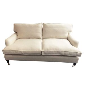 Made-to-Measure-Linen-Fabric-Two-Seat-Sofa-London-Cushion-Company