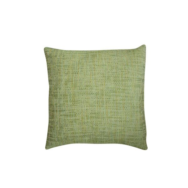 Green Textured Rustic Cushion - London Cushion Company
