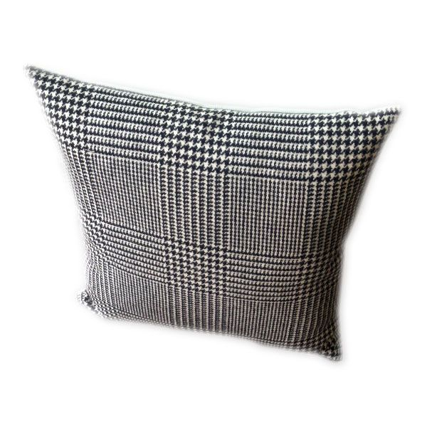 Houndstooth Cushion - Accent Your Home With London Cushion Company-1