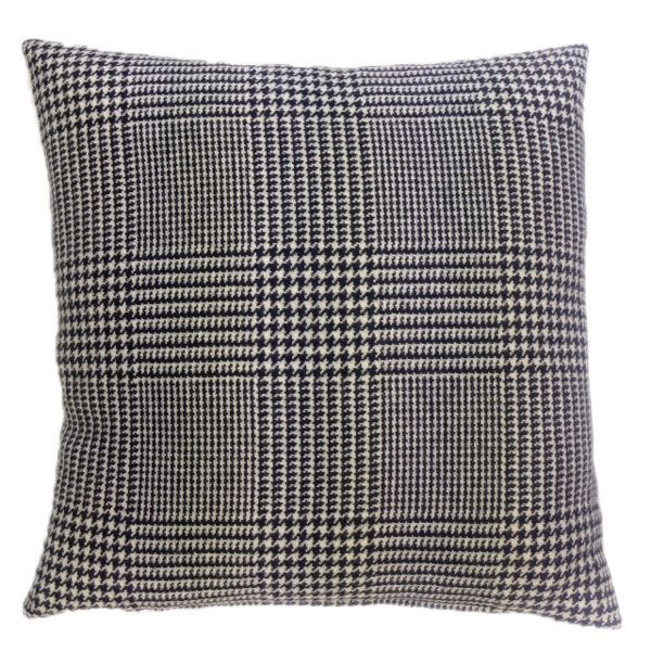 Houndstooth Cushion - Accent Your Home With London Cushion Company