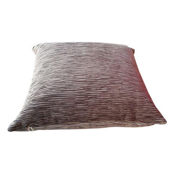 Big Purple Cushion - Handmade Cushions Shop in South London