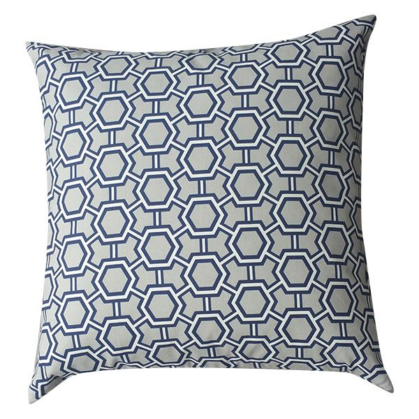 Modern Cushion - Handcrafted in Clapham by London Cushion Company