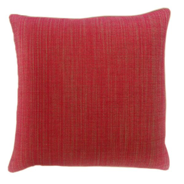 Personalise and Polish your Bedroom Design with this Delicate Red Cushion