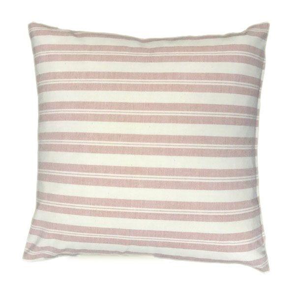 Shabby Chic Cushion Feather Pad Filling London Cushion Company-1