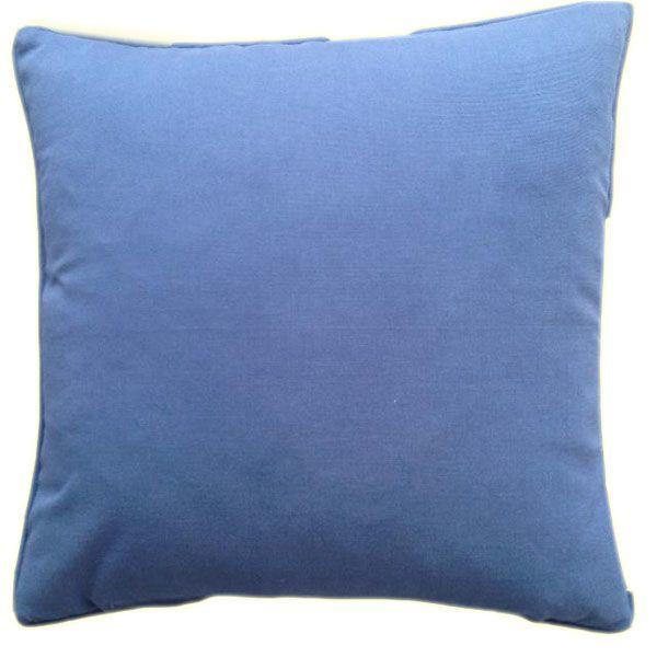 Shabby Chic Cushion Feather Pad Filling London Cushion Company-2