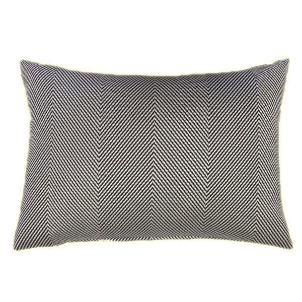 Rectangular Herringbone Cushion - Elegant and chic decoration to your lounge.