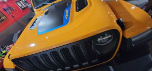 2021 Jeep Wrangler Unlimited by Alpha Jeep