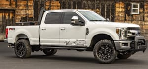 2019 Ford F-250 Super Duty by Wisco Customs