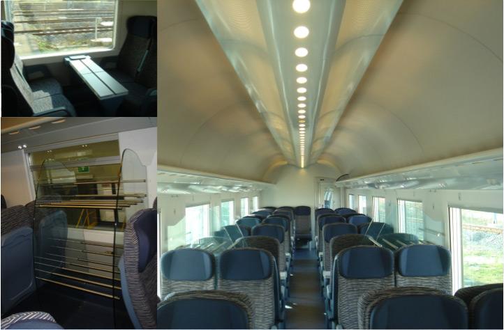 Trenitalia: Eurostar City