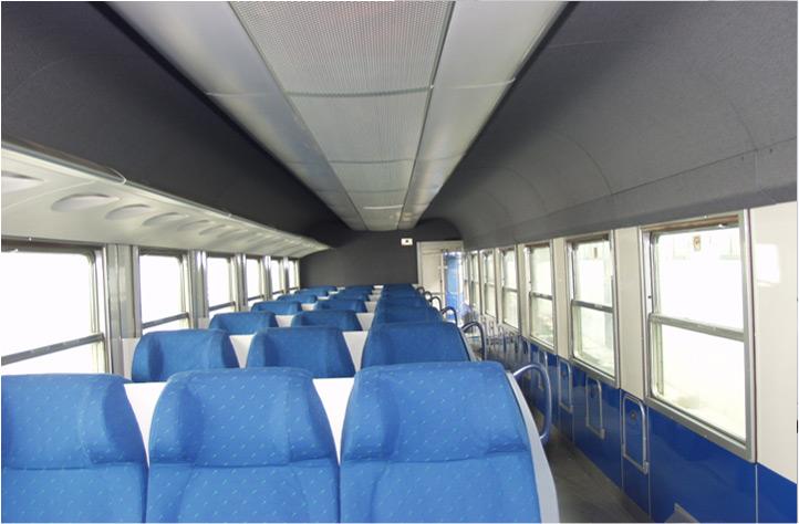 Trenitalia: UIC Z1 Coaches