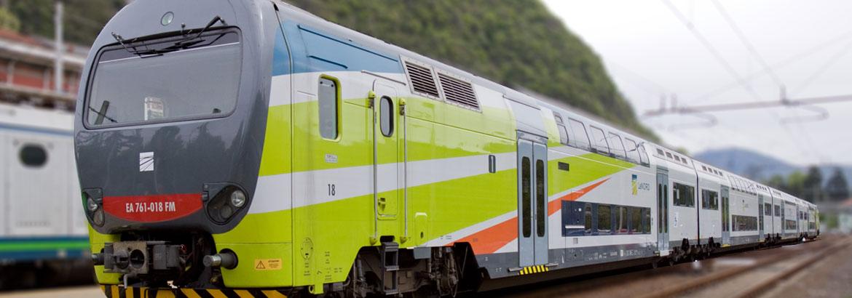 LeNord - TRENORD TSR Train