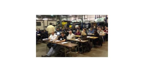 Lippert Components Teams Up With New England Rv Dealers Association to Provide Regional Technician Training