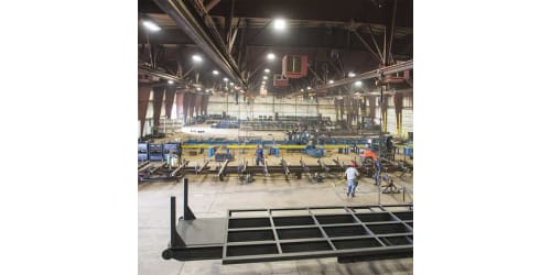 Lippert Components Announces Custom Manufacturing Capabilities at Howe Frame Plant