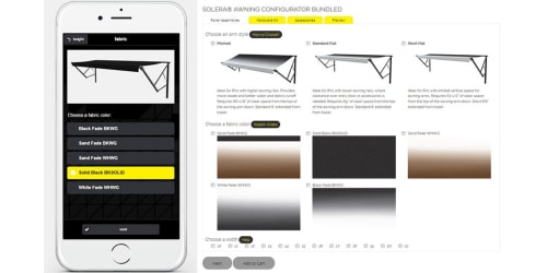 Lippert Components Launches Solera Rv Awning Configurator and Other New Features on Mylci App and Online Store