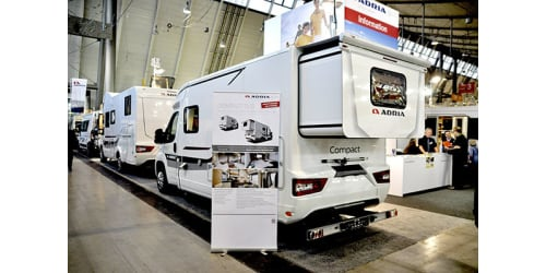 Lippert Components Slide Out Systems a Success at Cmt Show in Stuttgart Germany