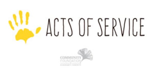 Acts of Service Transitions to New Home