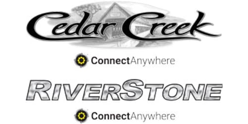 Forest River Cedar Creek and Riverstone Adopt Onecontrol Connectanywhere Technology for 2020 Floor Plans