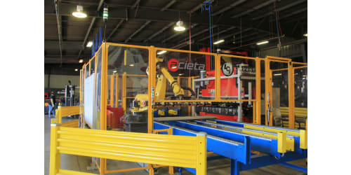 Lippert Components Introduces Automated Brake Press