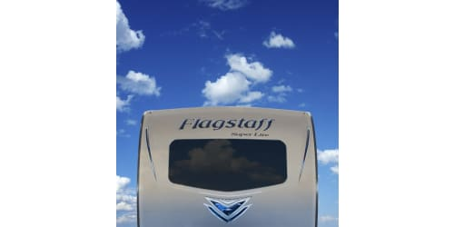 Forest River 2017 Rockwood Flagstaff Travel Trailer to Feature Lippert Components Inc Lci Contoured Front Window