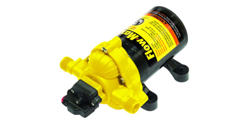 Lippert Components Is Now the Exclusive Distributor of Flow Max Fresh Water Pumps