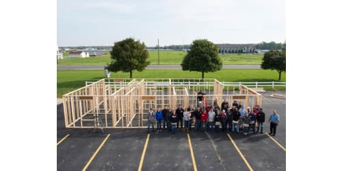 Lippert Components to Host Habitat for Humanity Home Build