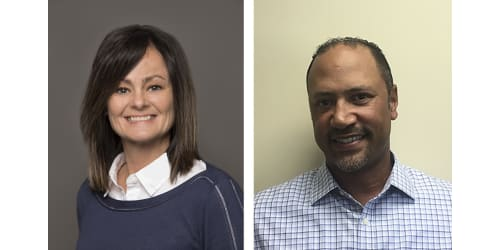 Lippert Components Promotes Julie Bethel Welker and Matt Clauss to Distribution National Sales Manager Roles