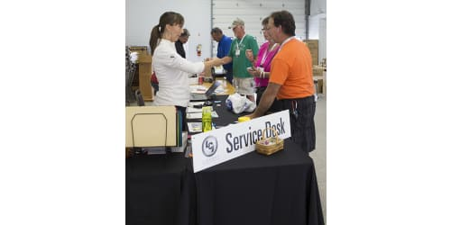 Lippert Components Provides Customer Service Product Maintenance Seminars at Forest River Owners Group Rally