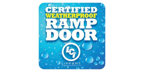 Lippert Components Unveils New Weatherproof Ramp Door