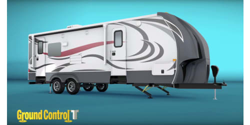 Keystone Brings Game Changing Ground Control Tt Auto Leveling to Travel Trailer Market