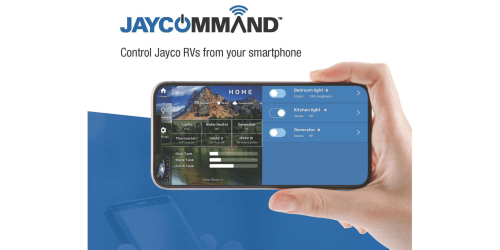 Jayco Adopts Lci Onecontrol Technology for 2020 Floor Plans