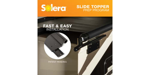 Lippert Components Introduces New Solera Slide Topper Prep Program