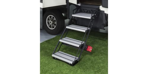 Lippert Components Inc Lci Introduces Solidstep Rv Entry Steps