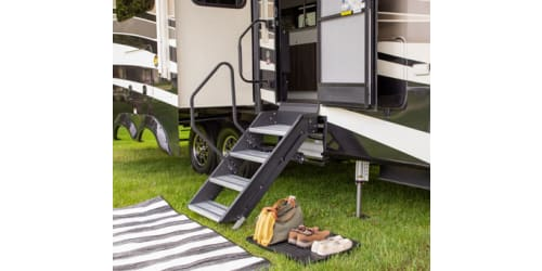 Lippert Components Unveils New Solidstep Accessories