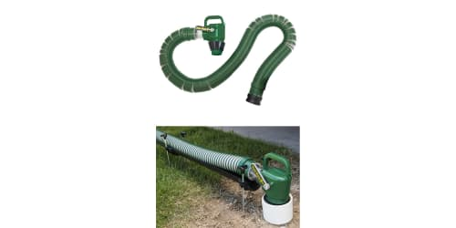 Lcis 360 Siphon and Waste Master Waste Management Products Now Standard on Forest River Sunseeker and Forester Brands