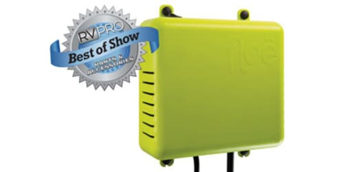 Floe Integrated Drain Down System Wins Best of Show Award