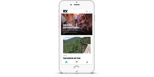 Lippert Components Unveils Rv Open Road Mobile App