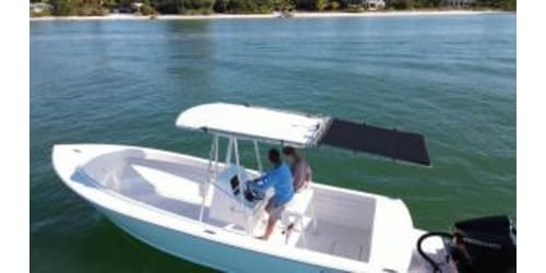 Lippert Introduces Automated Shade Systems to a New Sector of Boats with the SureShade PTX