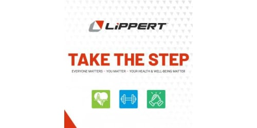 Lippert Launches Wellbeing Program to Encourage Healthy Lifestyles for Team Members