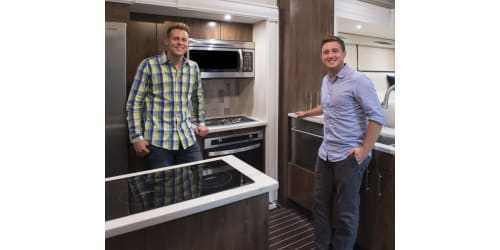 Rv Oems Adopt Latest Furrion Rv Chef Collection Appliances for 2017 Model Changes