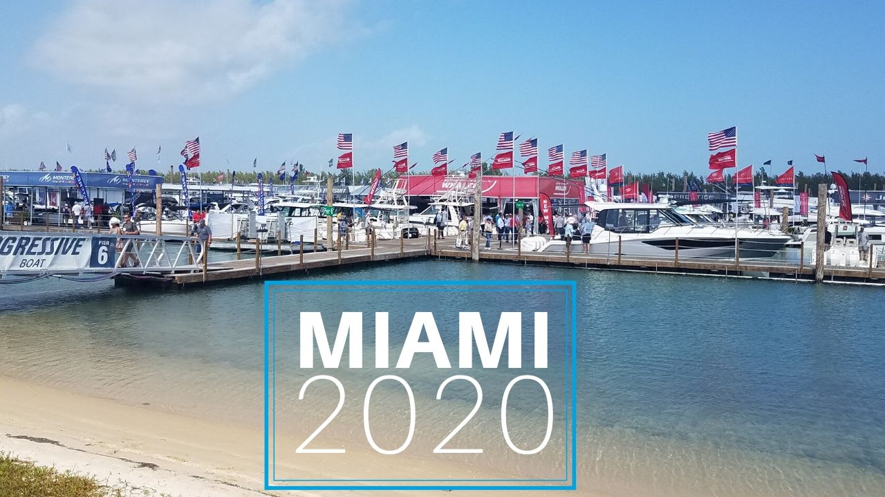 Miami Boat Show 2020 SureShade Highlights