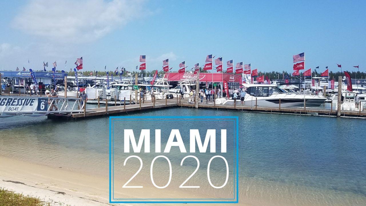 Miami Boat Show 2020 SureShade Highlights