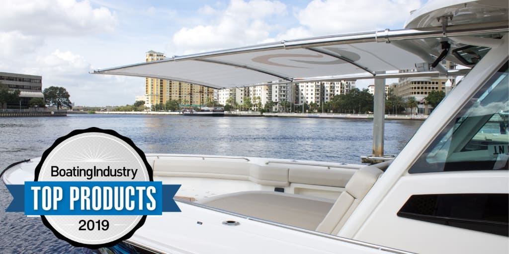 SureShade MTX Boat Shade Named a 2019 Top Product