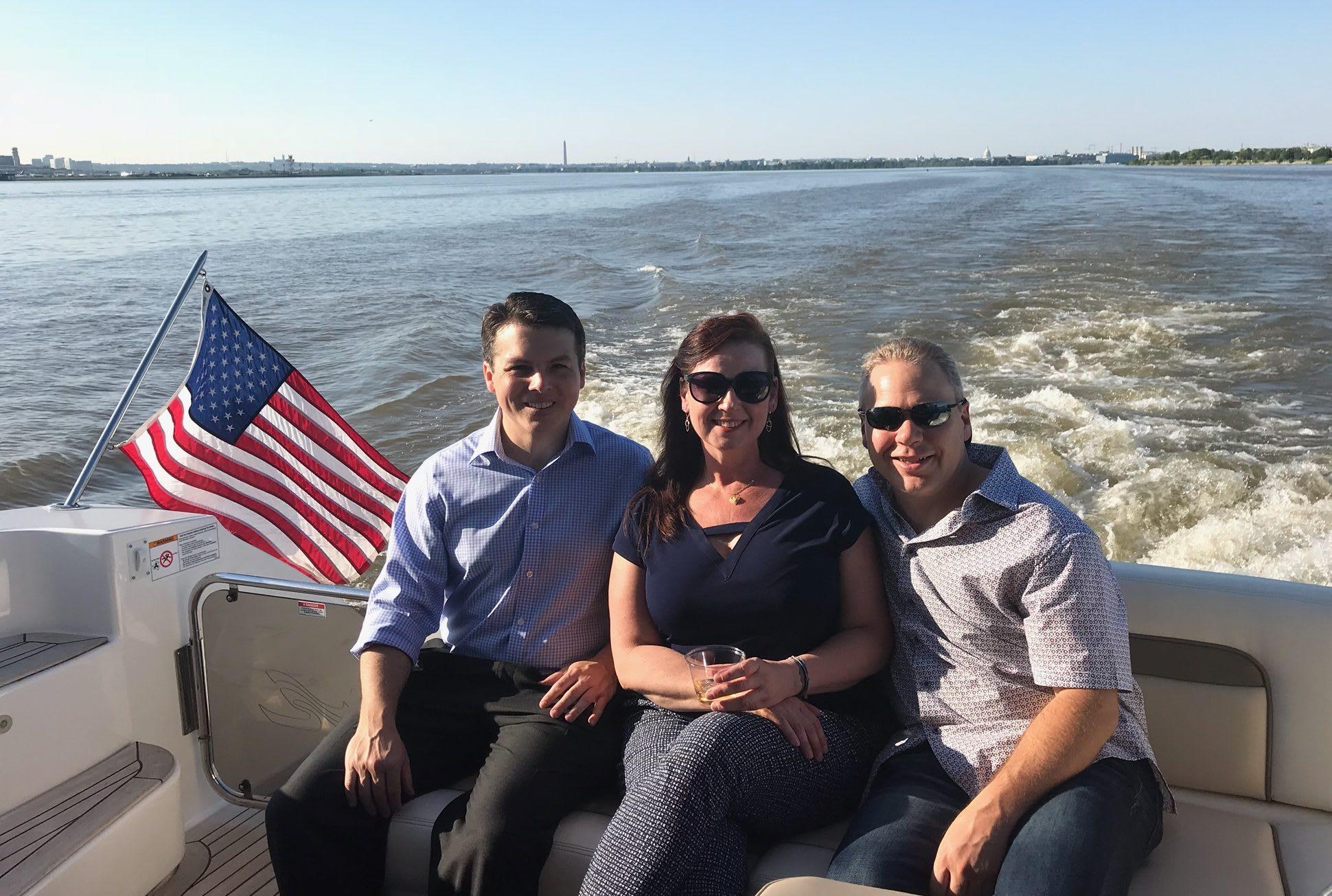 boatpac boat ride